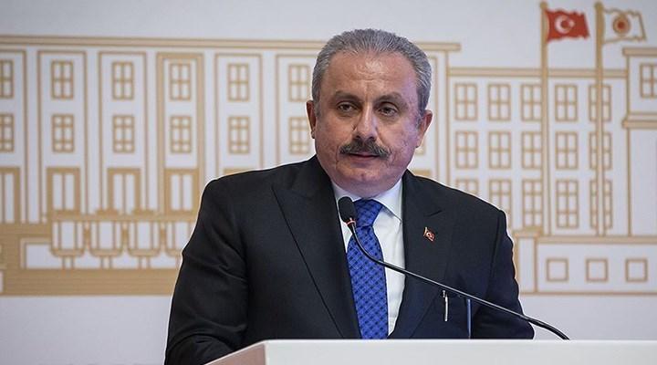 Meclis Başkanı Şentop'tan Berberoğlu çağrısına olumsuz yanıt!