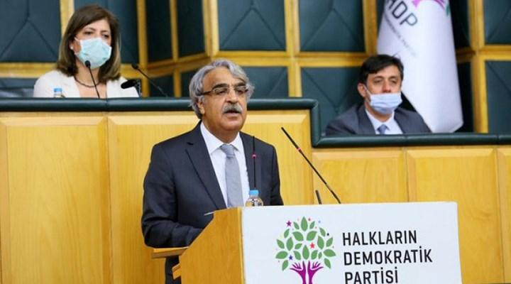 Sancar: HDP kendini koruyacak halk desteğine sahiptir