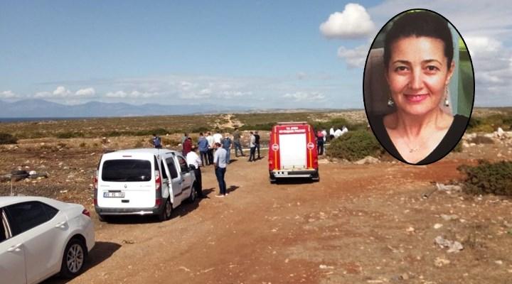 Didim'de 4 gündür haber alınamayan Hatice Tusu'nun cansız bedeni bulundu