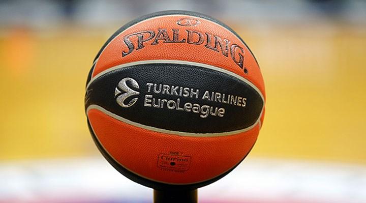 Euroleague'de bir maç daha koronavirüs nedeniyle iptal edildi