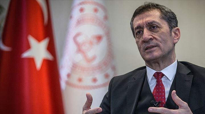 Milli Eğitim Bakanı Selçuk'tan 'Uzaktan eğitimde müfredat nasıl yetişecek?' sorusuna yanıt