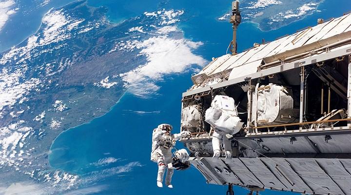 Uzaydaki faaliyetlerle ilgili Artemis Anlaşması'nı 7 ülke imzaladı