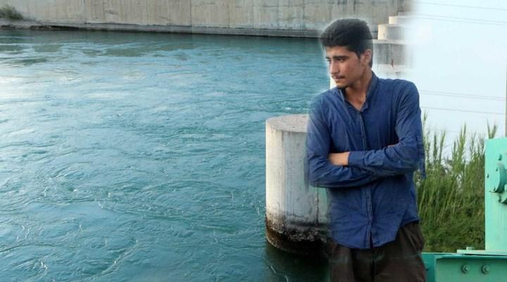 Adana'da 19 yaşındaki tarım işçisi, sulama kanalında kayboldu