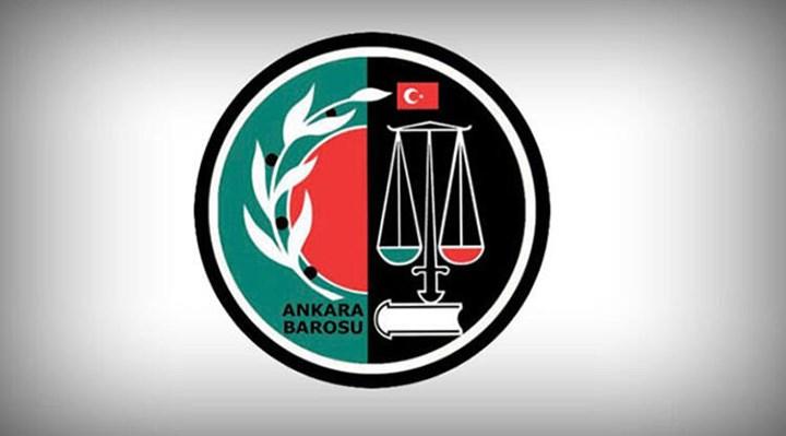 Ankara Barosu'ndan genel kurul için ikinci itiraz
