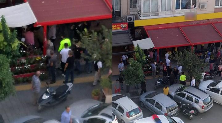 İzmir'de maske uyarısı yapılan kişi, market müdürünü bıçakladı