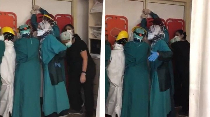 Ankara'da sağlık çalışanlarına saldıran 5 kişiye 8.5 yıla kadar hapis istemiyle dava açıldı