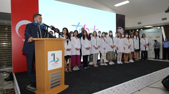 Bayraklı'da eğitim için proje: TV BEK