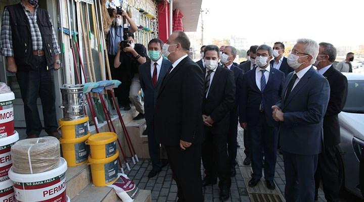 Bursa Valisi: Kimse temas kurduğu kişiyi söylemiyor