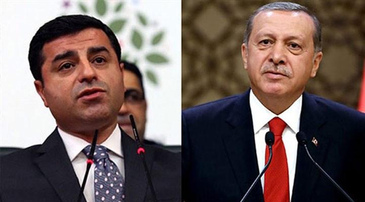 Selahattin Demirtaş: Erdoğan benden bir hayli korkuyor