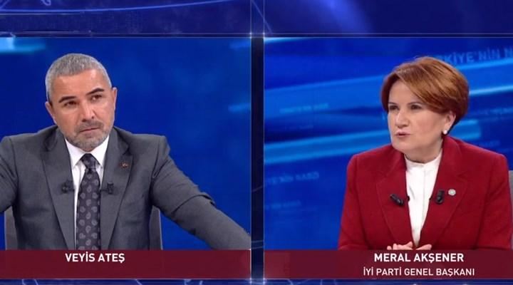 Meral Akşener: 2023'te Erdoğan seçilemez