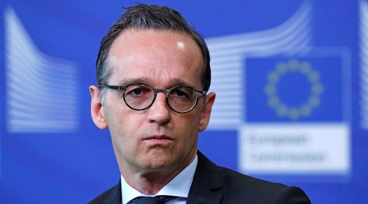 Almanya Dışişleri Bakanı Maas, Türkiye ziyaretini iptal etti