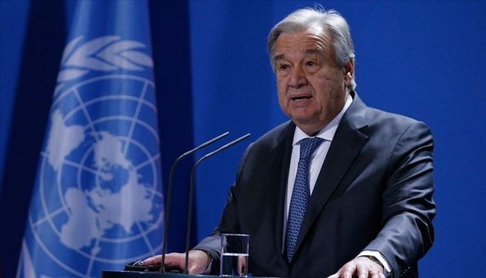 BM Genel Sekreteri: Yoksulluk ve açlıkla boğuşan 'bölünmüş' dünya Covid-19 testini geçemedi