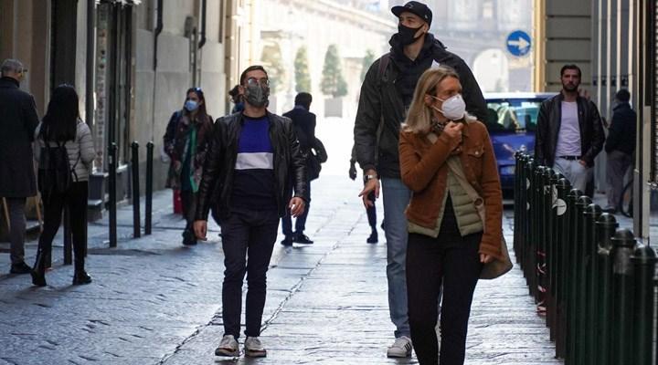 İtalya'da günlük koronavirüs vaka sayısında yeni rekor
