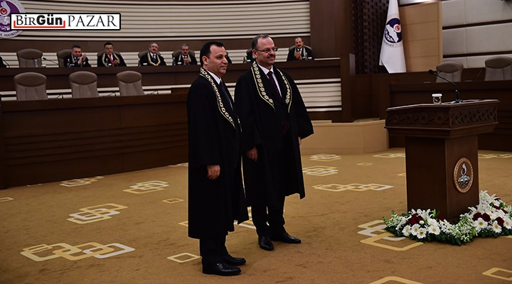 Saray'ın Anayasa Mahkemesi