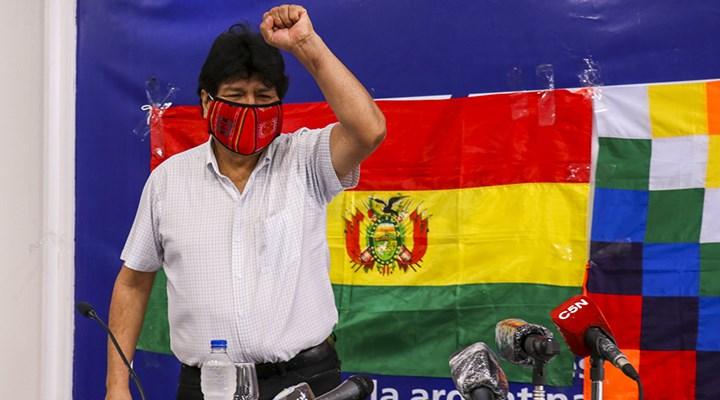 Bolivya seçimlerini Morales'in partisi kazandı