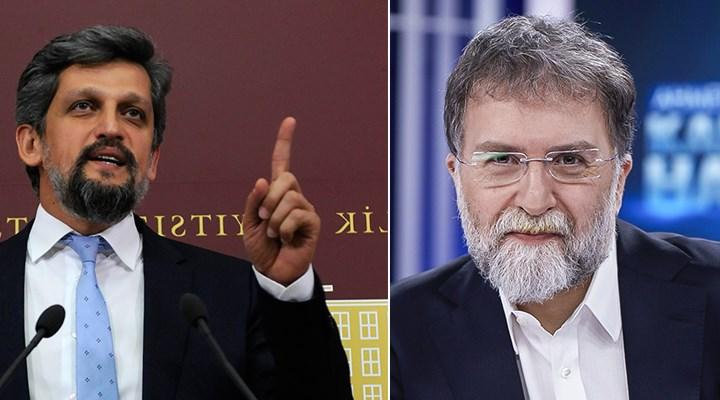 Garo Paylan'dan Ahmet Hakan'a cevap geldi