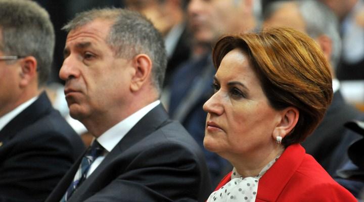 Akşener'den İYİ Partili Özdağ'ın 'HDP'yle yakınlaşma' açıklamasına tepki: Yalancı