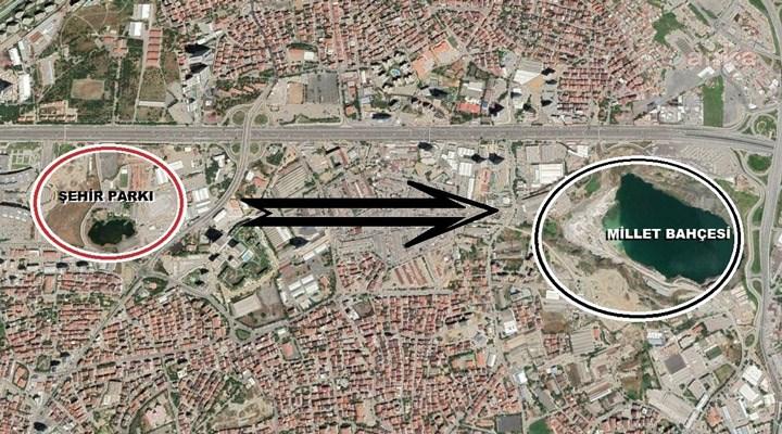 Bakanlık, Kartal Şehir Parkı'na 17 katlı konutların yapılması için yeniden harekete geçti!