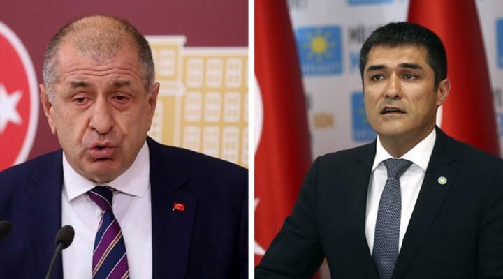 İYİ Partili Buğra Kavuncu'dan Ümit Özdağ hakkında suç duyurusu
