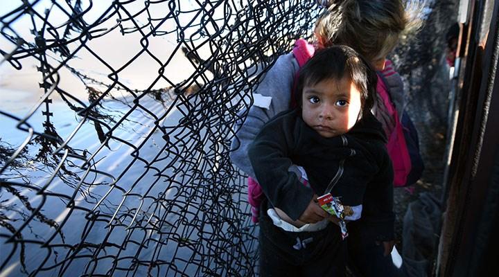 ABD'de göçmen trajedisi: Çocukların aileleri kayıp