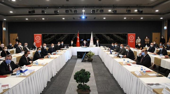 İstanbul'da yapılan pandemi toplantısına İBB Başkanı Ekrem İmamoğlu çağrılmadı!