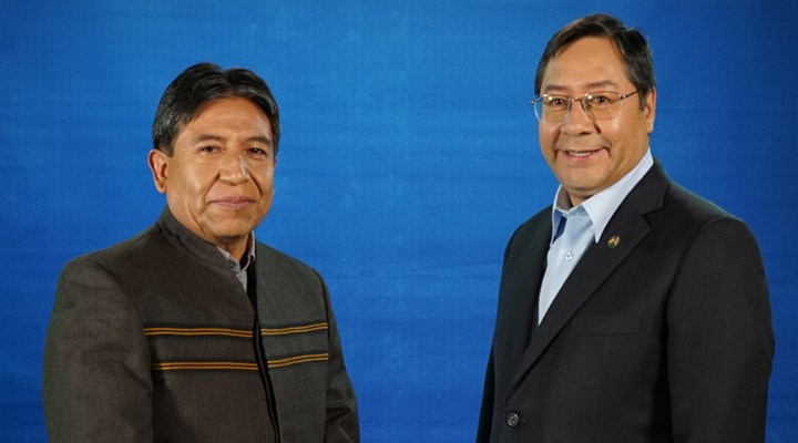 Bolivya'da sosyalistlerin kazandığı genel seçimin resmi sonuçları açıklandı