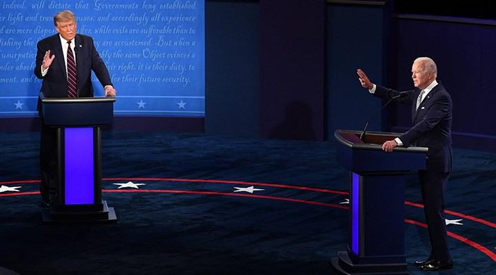Seçime 12 gün kala, Biden ve Trump milyonların önünde kozlarını paylaştı