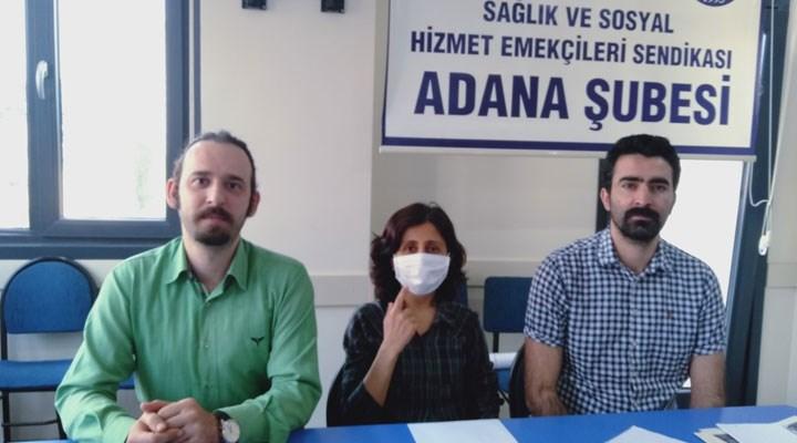 SES Adana Şubesi'nden grip aşısı tepkisi: Öncelikli göreviniz sağlık emekçilerini aşılamaktır