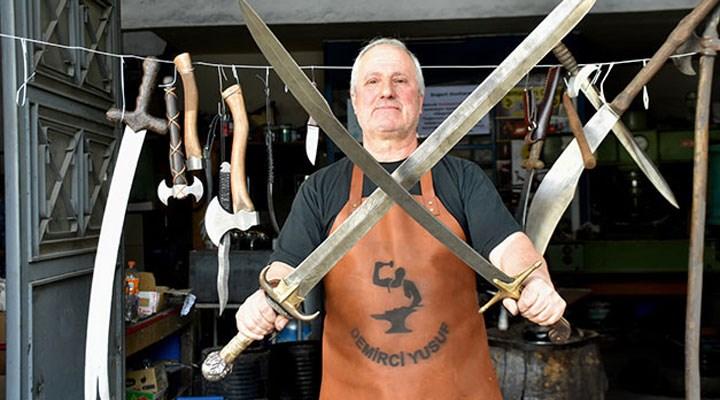Tarihi dizi ve filmler kılıç satışlarını yüzde 500 artırdı