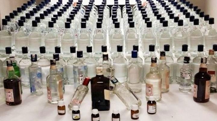 İçişleri Bakanlığı'ndan sahte alkol açıklaması