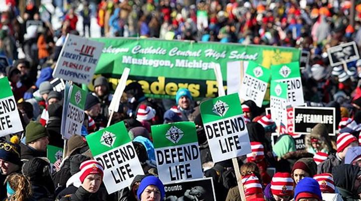 Kadın hakları konusunda en geri ülkeler, ABD öncülüğünde kürtaja karşı birleşti