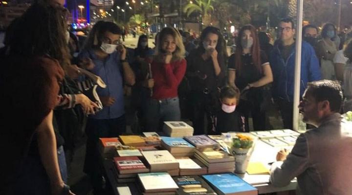 Yazarlar Karşıyaka'da buluştu