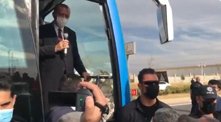 'Eve ekmek götüremiyoruz' diyen esnafa Erdoğan'dan yanıt: Bu laf bana abartı geldi