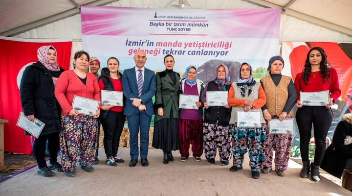 İzmir'in ilk mozzerallası Efes Selçuk'tan