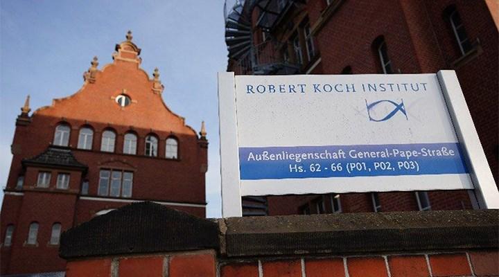 Robert Koch Enstitüsü'nün merkezine saldırı