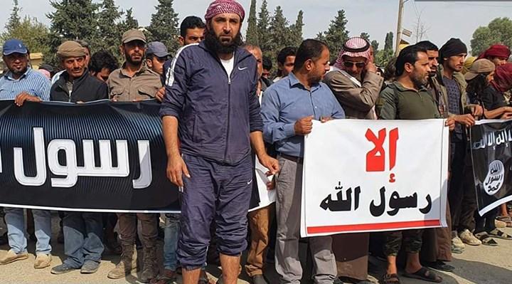 Şanlıurfa Valiliği: Resulayn'da DEAŞ paçavrası açan kişi gözaltına alındı