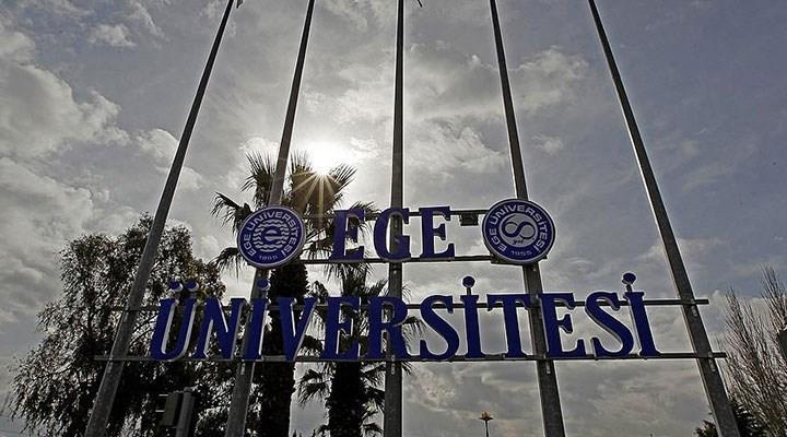 Eğitim 'çok uzak': Ege Üniversitesi de sınıfta kaldı