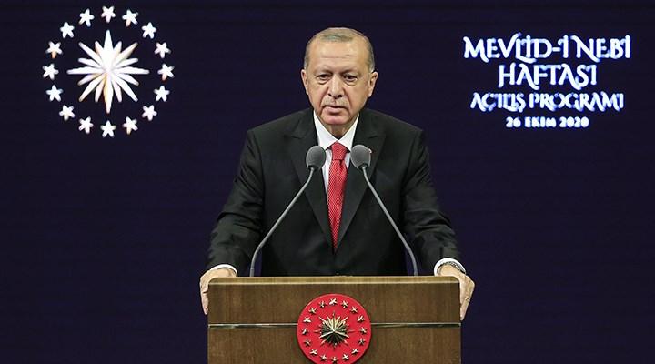 Erdoğan: Sakın Fransız markaları satın almayın