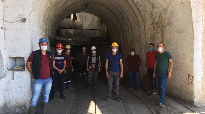 Ermenekli madencilerin direnişi sürüyor: AKP'li vekil 'çözüm mümkün değil' dedi