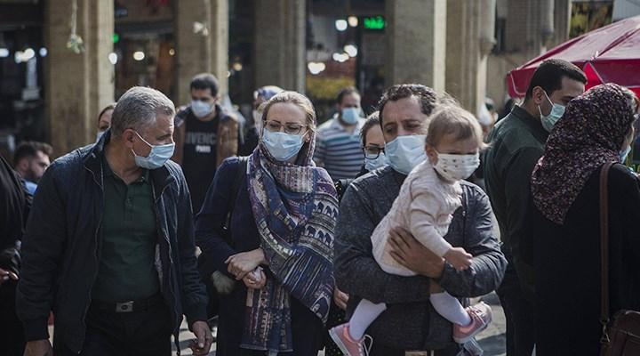 İran'da salgının başından bu yana en yüksek günlük korona vaka sayısı