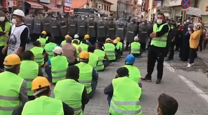Madencilerin yolunu açın!