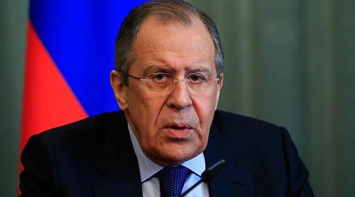 Rusya Dışişleri Bakanı Lavrov, karantinada