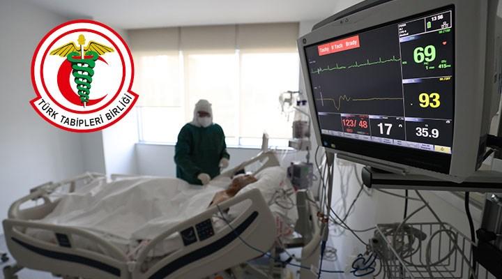 TTB: Sağlık çalışanlarının izin ve istifalarının engellenmesi kabul edilemez
