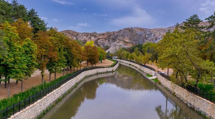 Çubuk-1 Barajı rekreasyon alanı Ankaralıları bekliyor