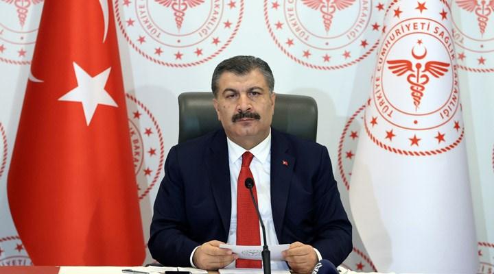 Sağlık Bakanı Koca: İstanbul'da son bir hafta içinde vaka artış oranı yüzde 62