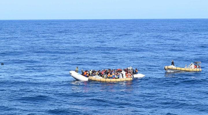 Manş Denizi'ni geçmek isteyen 2'si çocuk 4 göçmen boğuldu