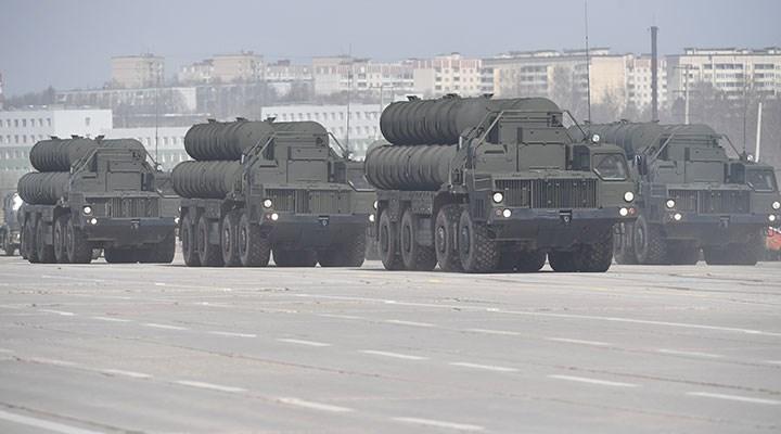 ABD Türkiye'yi S-400'ler konusunda uyardı: Yaptırımlar masada