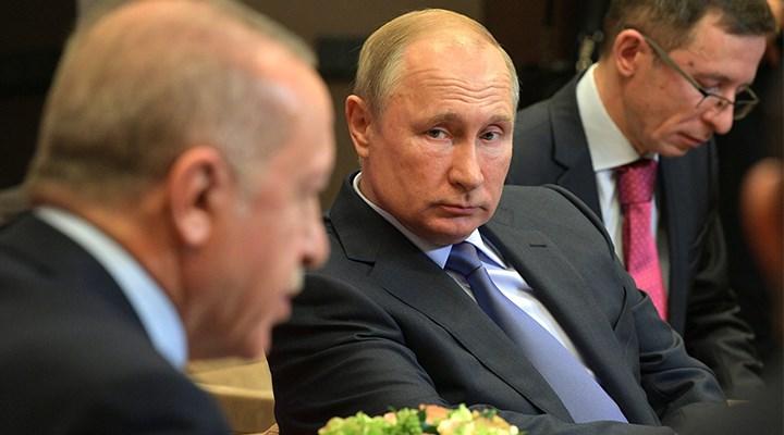 Financial Times: Putin, Erdoğan'ın kapasitesini test ediyor