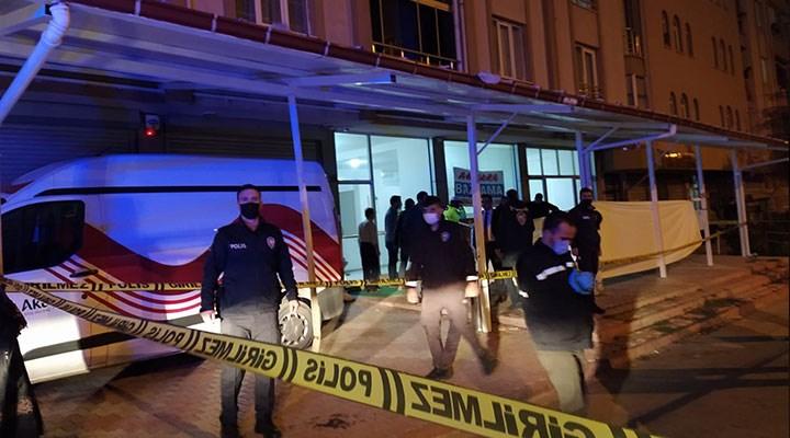 Konya'da bir polis tartıştığı komşusunu öldürdü