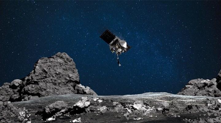 NASA gök taşı örneklerini dünyaya kapsül ile gönderecek